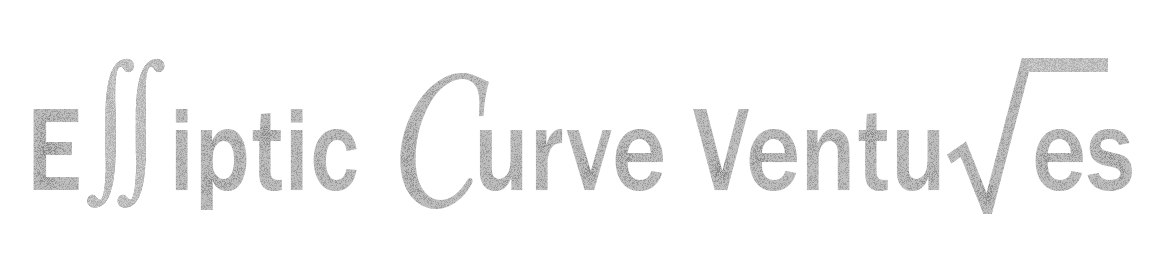 Elliptic Curve Ventures